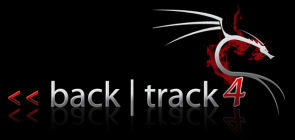 Image of the Logo for Backtrack 4